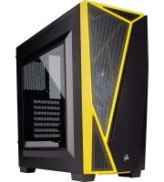 CORSAIR SPEC-04 BLACK/YELLOW CABINET (CC-9011108-WW)