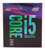 Intel® Core™ i5-8600K Desktop Processor