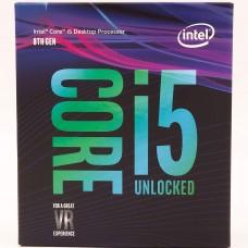Intel® Core™ i5-8600K Desktop Processor