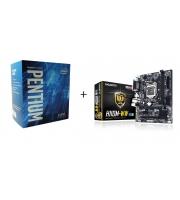 Intel G4400 + GA-H110M-WW