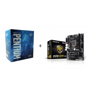 Intel G4400 + GA-H110M-S2PH